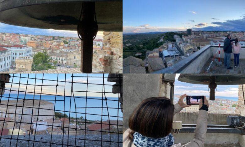 """Giornate FAI a Vasto. In cima al campanile di S. Maria per """"Toccare il cielo con un dito"""""""