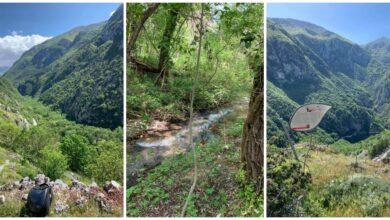 Hai già percorso il Sentiero Naturalistico dalle Gole del Sagittario a Castrovalva il borgo di Escher