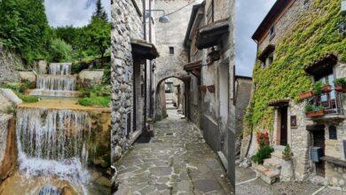 Hai già visitato il Borgo di Pietracamela ai piedi del Gran Sasso? Foto e dettagli
