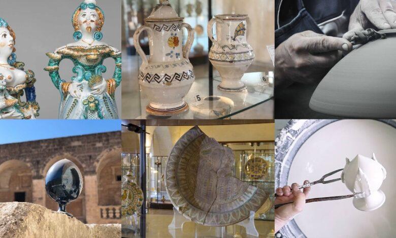 Puglia. Riapre il quartiere delle ceramiche di Grottaglie (TA) con oltre 50 botteghe artigianali