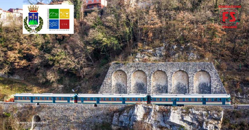 """Treno Storico """"Mare e Monti"""". Viaggio sul Treno turistico da Montesilvano a Roccaraso"""