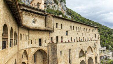 Monastero di San Bendetto, Sacro Speco, a Subiaco