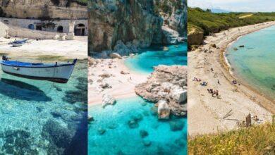 Abruzzo, Puglia e Sardegna: 3 spiagge e calette indimenticabili per farsi il bagno / Tutti i dettagli