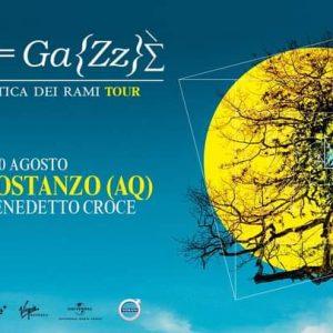 Eventi in Abruzzo. Max Gazzè in concerto a Pescocostanzo. Ecco la data