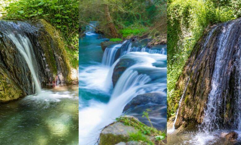 Lazio. Cascata delle Vallocchie, del Rioscuro e di Monte Gelato, tre cascate che dovresti visitare (tutti i dettagli)