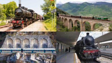 Prossime partenze Treni Turistici in Abruzzo, Lombardia e Toscana | Tutti i dettagli su come partecipare