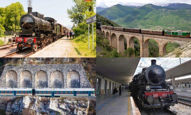 Prossime partenze Treni Turistici in Abruzzo, Lombardia e Toscana   Tutti i dettagli su come partecipare