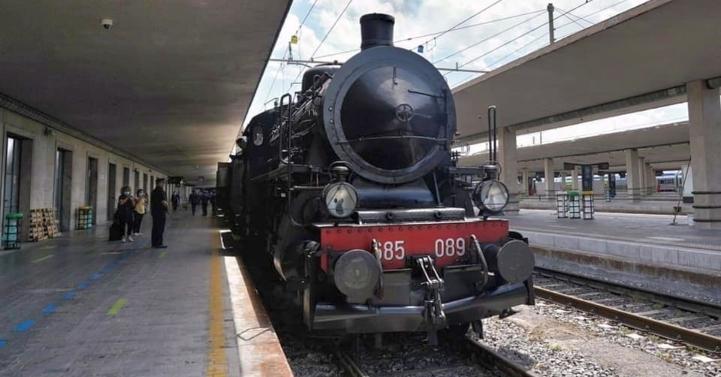 Treno di Dante. Ecco il Treno storico da Firenze S. M. Novella per Ravenna