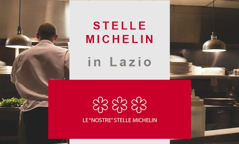 Stelle Michelin. Quali sono i ristoranti stellatinel Lazio? Ecco l'elenco completo per il 2021