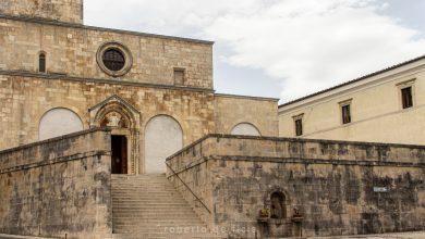 Borgo di Alfedena. Hai già visitato la Chiesa dei Santi Pietro e Parolo nel cuore del Parco Nazional_copy
