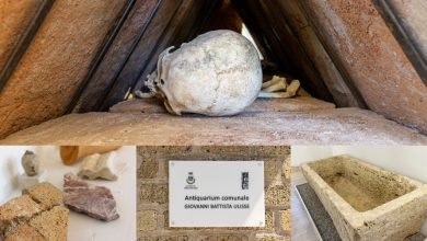 Cineto Romano. Hai già visitato l'Antiquarium con reperti della civiltà degli Equi e dei Romani?