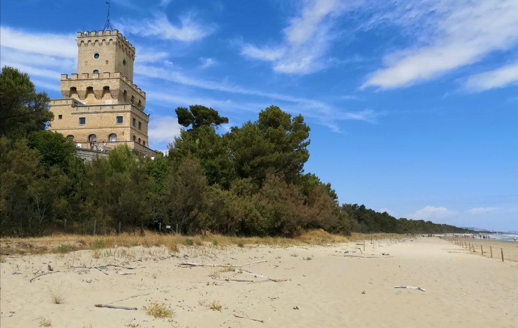 Hai già visitato la Spiaggia della Torre del Cerrano, tra mare, dune e pini contorti