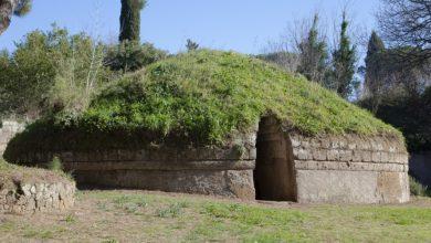 Hai già visitato un Tumulo Etrusco nella Necropoli della Banditaccia_ Costi, orari e come visitare