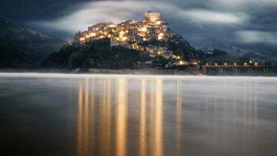 Lazio da scoprire. Il Lago del Turano e Castel di Tora_ un sogno a occhi aperti nella bellezza
