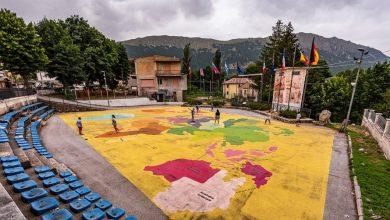 Sai qual è il borgo in Abruzzo col gioco del Risiko più grande del Mondo orig
