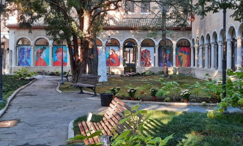 Siete già stati nei Giardini della Biblioteca Casa di Oriani?