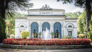 Vi siete già rilassati nelle Terme di Riolo, immerse in uno splendido parco secolare