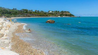 Costa dei Trabocchi. Sai come fare per rilassarti nella Spiaggia di Vignola a Vasto sulla pista ciclabile?