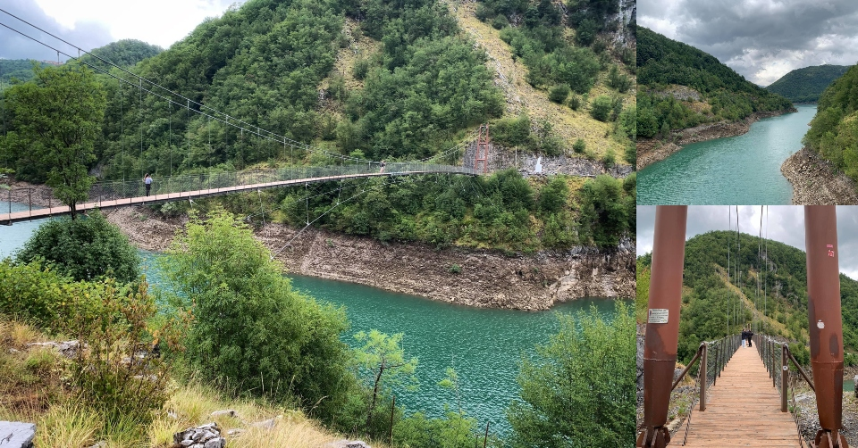 Hai già attraversato il Ponte Tibetano di Vagli con vista sul Lago Quanto costa e come fare