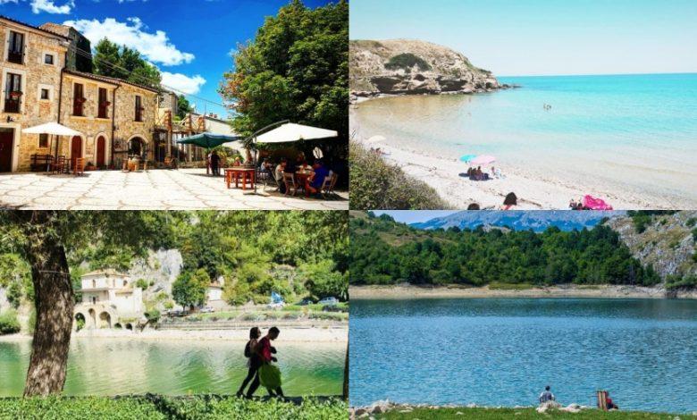 I 6 Luoghi Perfetti per rilassarsi in Abruzzo. E tu quali aggiungeresti?