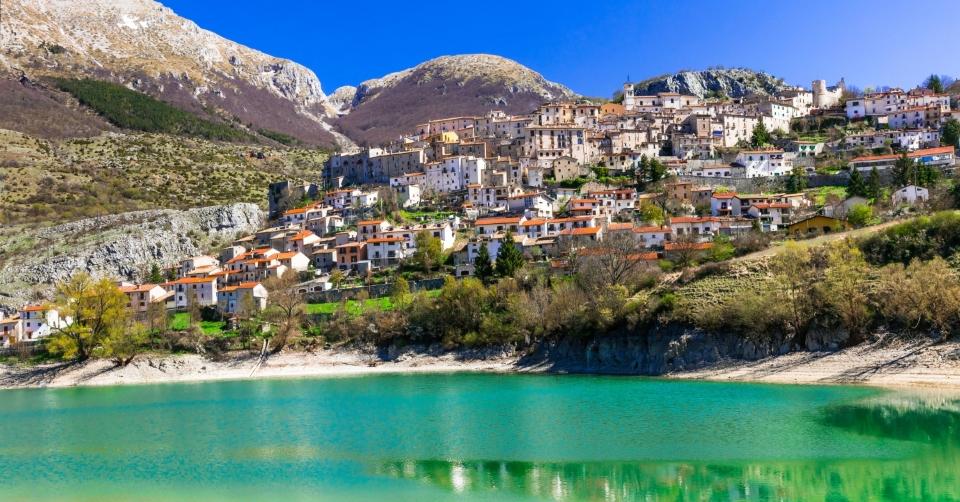 Quali sono le località in Abruzzo facilmente raggiungibili da Roma?