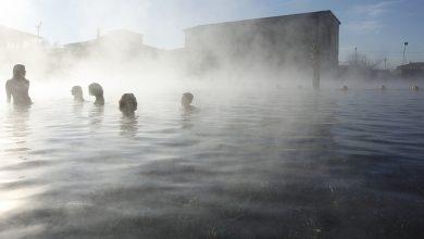 Vi siete già rilassati nel caldo laghetto Bottaccio, noto come Calidario, nel Parco Termale di Venturina?