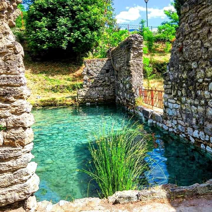 Hai già visitato il Parco delle Antiche Terme Jacobelli, le Terme dei Bagni Vecchi a Telese_