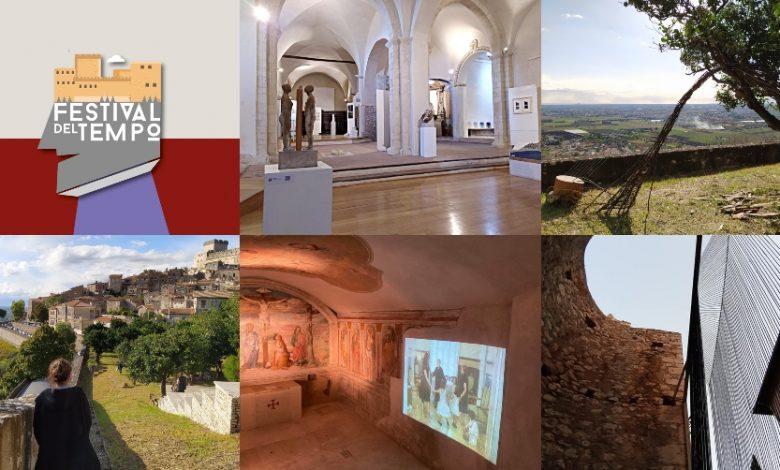 Eventi in Lazio. A Sermoneta la II edizione del Festival del Tempo 2021