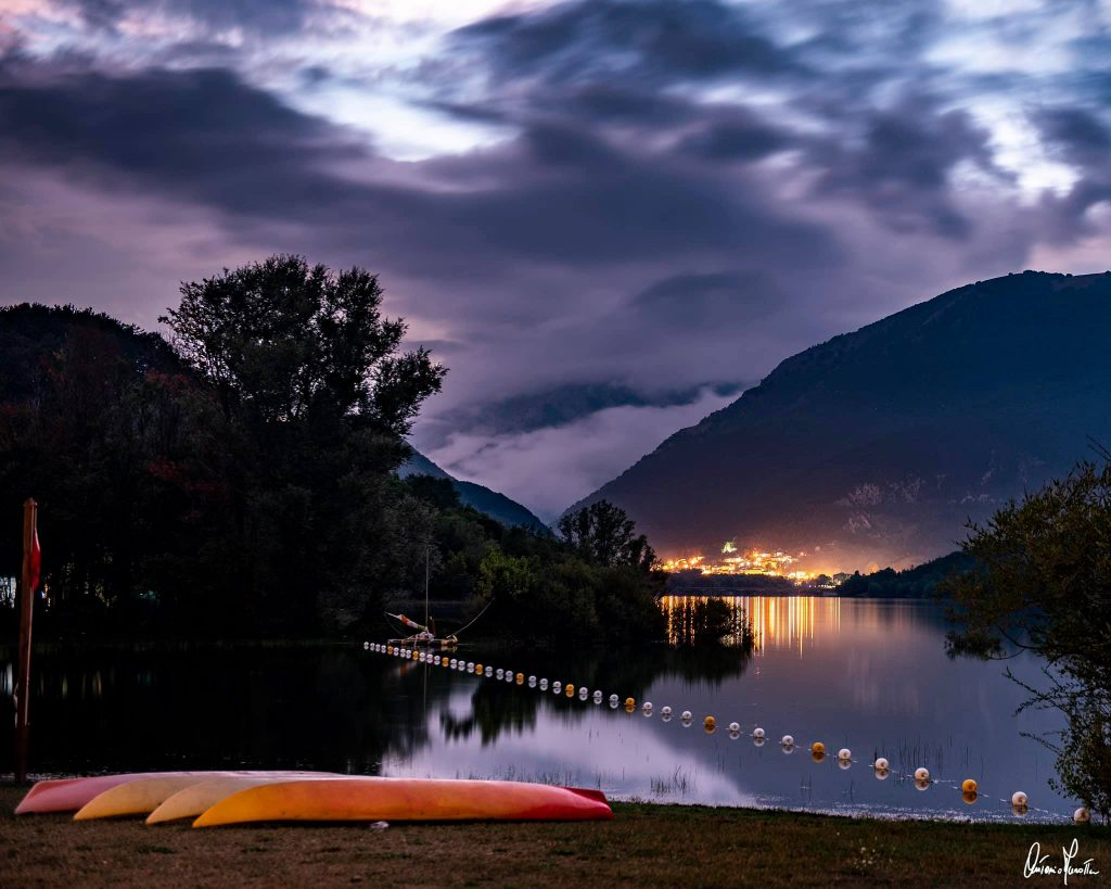 FOTO Magiche istantanee da Barrea e dal suo Lago. Guarda tutte le foto