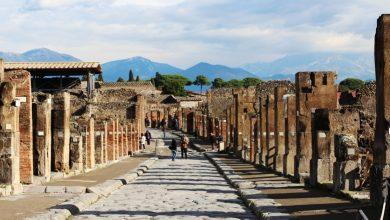 Hai già passeggiato per Via dell'Abbondanza nel Parco archeologico di Pompei?