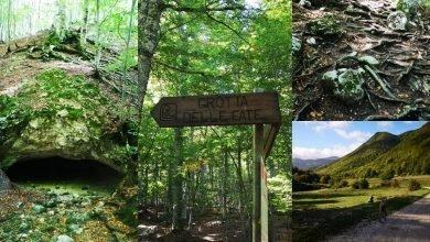 I Turisti raccontano. Hai già percorso il Sentiero della Grotta delle Fate dalla Val Fondillo nel Parco Nazionale d'Abruzzo (1)