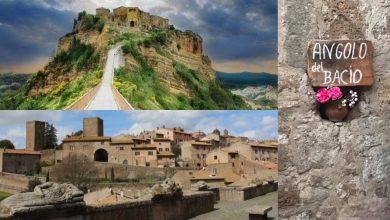 Itinerario in Lazio. La Tuscia, Civita di Bagnoregio, Tuscania e il Borgo fantasma di Celleno