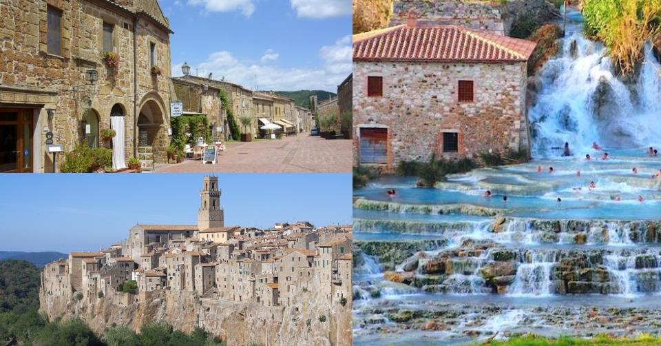 Itinerario in Toscana. Tra Pitigliano, Sovana e Relax nelle Terme di Saturnia. Scopri i dettagli