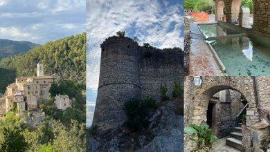Lazio. Hai già visitato il borgo di Torri in Sabina risalente al 7° secolo con Castello e stretti vi