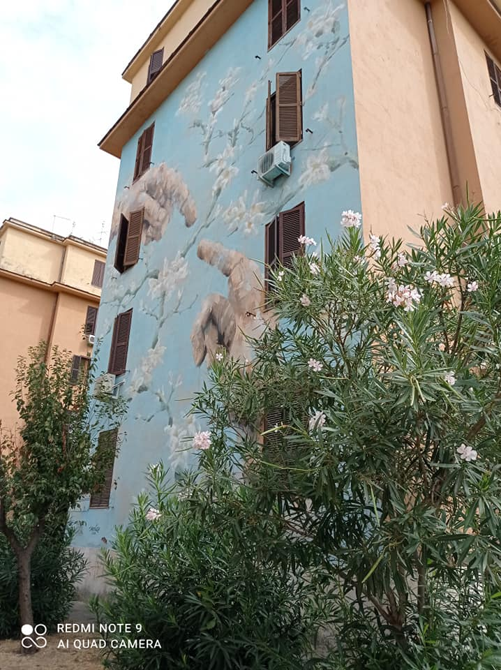 Roma, con lo stupore negli occhi. Hai già visitato il Museo Condominiale di Tor Marancia Alessia Fallocco (9)