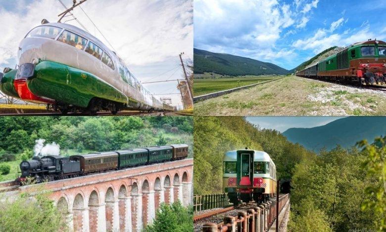 Treni Turistici in Italia. Ecco le Partenze per il Mese di Ottobre. Tutti i link per Prenotare