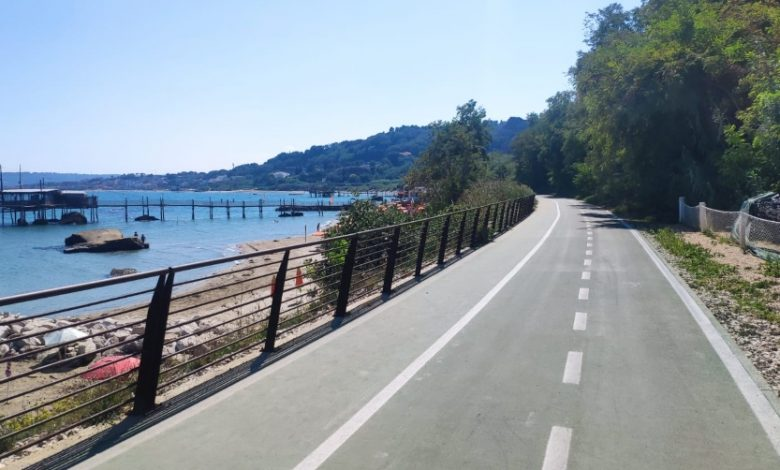 Video. Pedalata sulla Pista Ciclopedonale della Costa dei Trabocchi attraverso Paesaggi preziosi d'Abruzzo