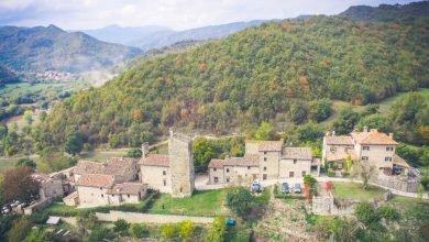 Castello della Pieve. Come un uccellino in volo sulla Bellezza di un borgo gioiello della Marche