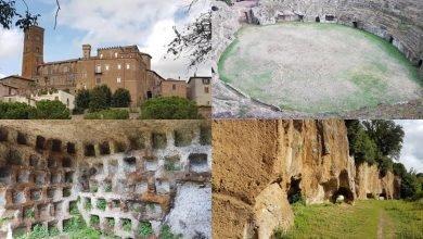 I Turisti raccontano. Benvenuti a Sutri, il meraviglioso Borgo scavato nel Tufo-2