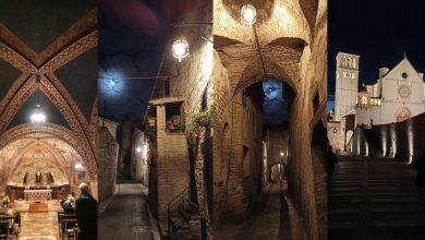 I Turisti raccontano. La Notte Magica di Assisi riempie il Cuore di Pace e Tranquillità