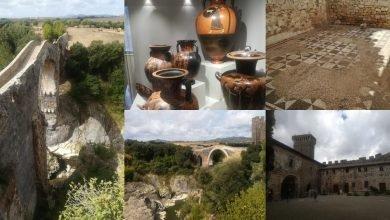 I Turisti raccontano. Parco Archeologico di Vulci una gita sicuramente consigliata danilo pettina (1)