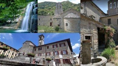 Itinerario tra Emilia-Romagna e Toscana. Tra Cascate, Eremi, Riserve e Borghi gioiello
