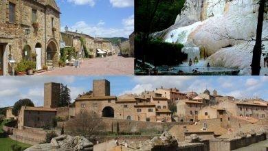 """Itinerario tra Lazio e Toscana. Due """"perle etrusche"""" e Pace e Relax in Terme meravigliose nel Bosco"""